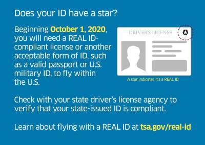 REAL ID Acty