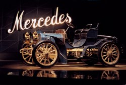 Automotive History: 120 Years of Mercedes