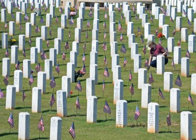 memorial day events at national parks