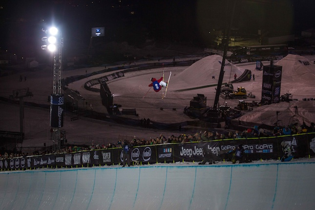 slopestyle x games 2016 ski