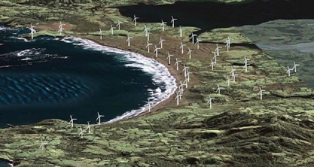 Este es el cuestionado proyecto eólico Mar Brava en Chiloé