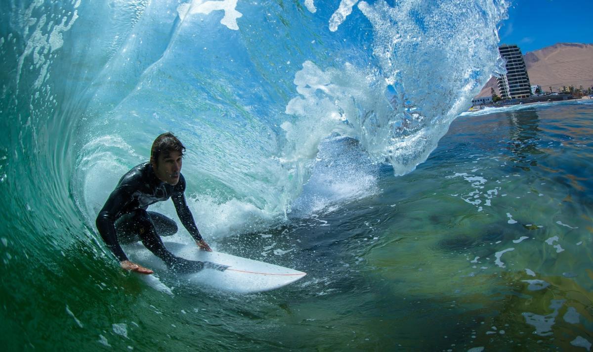Circuito Mundial De Surf : Wsl qualifing series chile 2018 ecoxtreme
