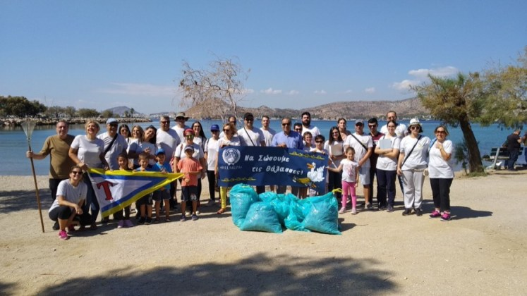 HELMEPA: Συνεχίζεται ο μήνας δράσης με Καθαρισμούς Ακτών και Βυθού