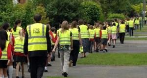 Walking School Busses