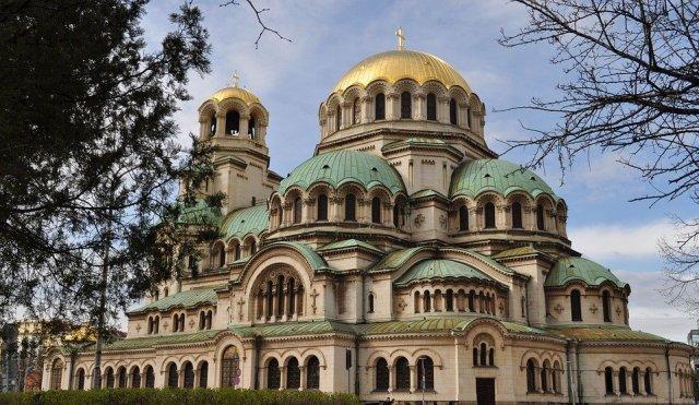 Καθεδρικός Ναός στη Σόφια, Βουλγαρία