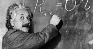 Αϊνστάιν, Φυσική