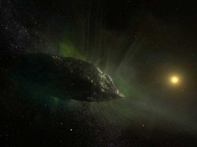 Μπορίσοφ: Ο διαστρικός κομήτης με την ασυνήθιστη χημική σύσταση