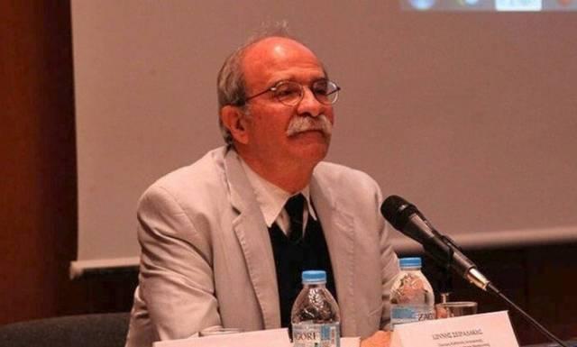 Αστροφυσικός Γιάννης Σειραδάκης