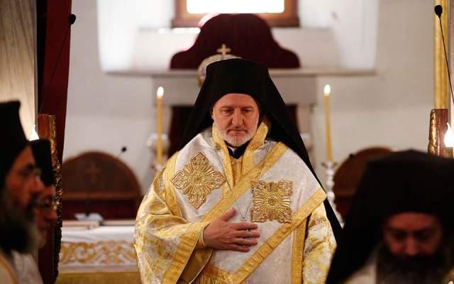 Αρχιεπίσκοπος Αμερικής Ελπιδοφόρος kathimerinigr