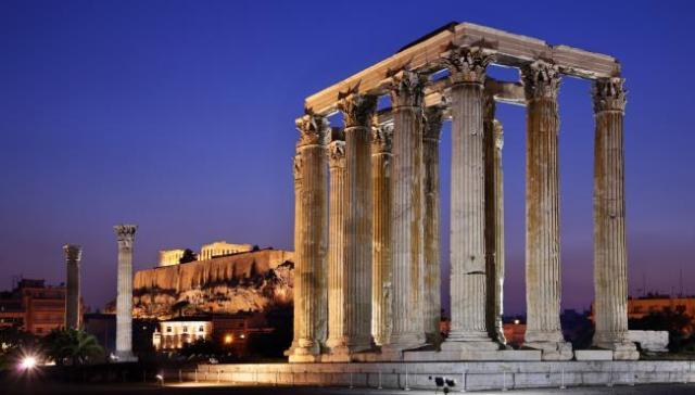 Ναός του Ολυμπίου Διός Φωτό από gtpgr
