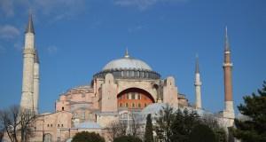 Αγία Σοφία στη Κωνσταντινούπολη