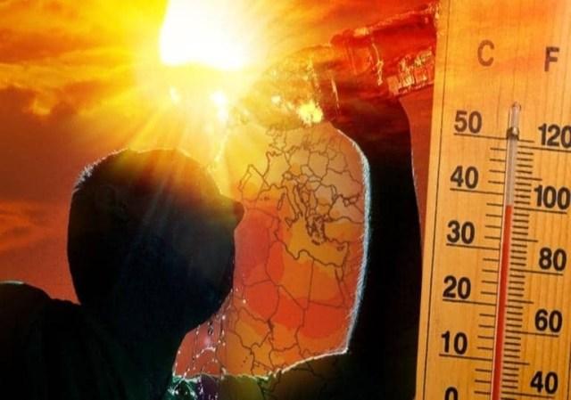 υψηλές θερμοκρασίες