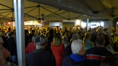 Image of Anzac Day 2015 Ceremony, Balmain, Anzac Day 2015 - ecperkins.com.au
