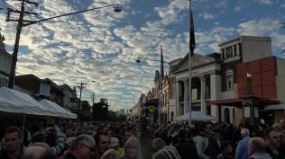 Image of the Sky, Balmain, Anzac Day 2015 - ecperkins.com.au