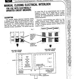geh 4328 manual closing electrical interlock manual general electric [ 1687 x 2198 Pixel ]