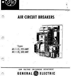ak 1 25 600 amp manual general electric [ 1687 x 2209 Pixel ]