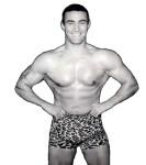 Wrestler Rocky Jones