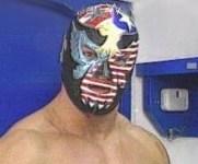 Wrestler The Patriot