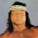 Wrestler Jimmy Snuka