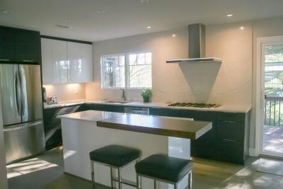 2 Modern European kitchen