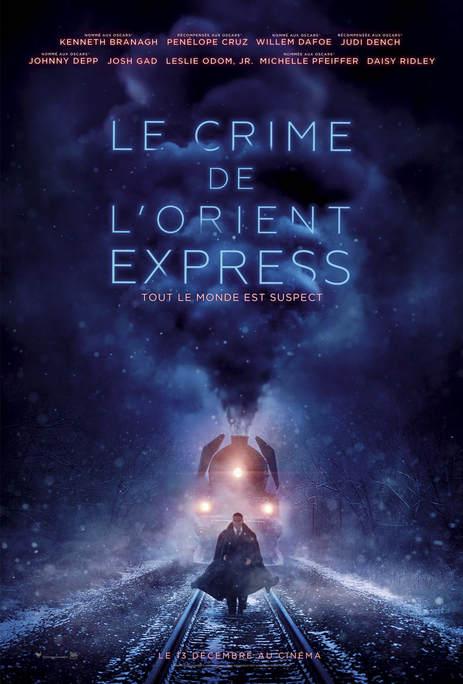 Le Crime De L Orient Express Résumé : crime, orient, express, résumé, Crime, L'orient, Express, Ecran, Toile