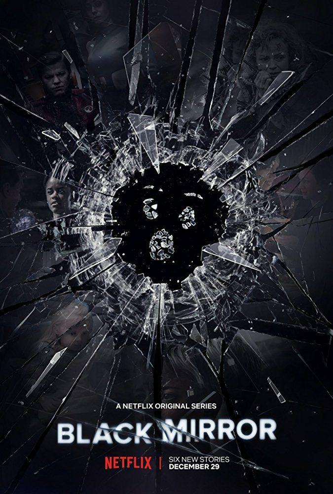 Black Mirror Bande Annonce Vf : black, mirror, bande, annonce, Série, Black, Mirror