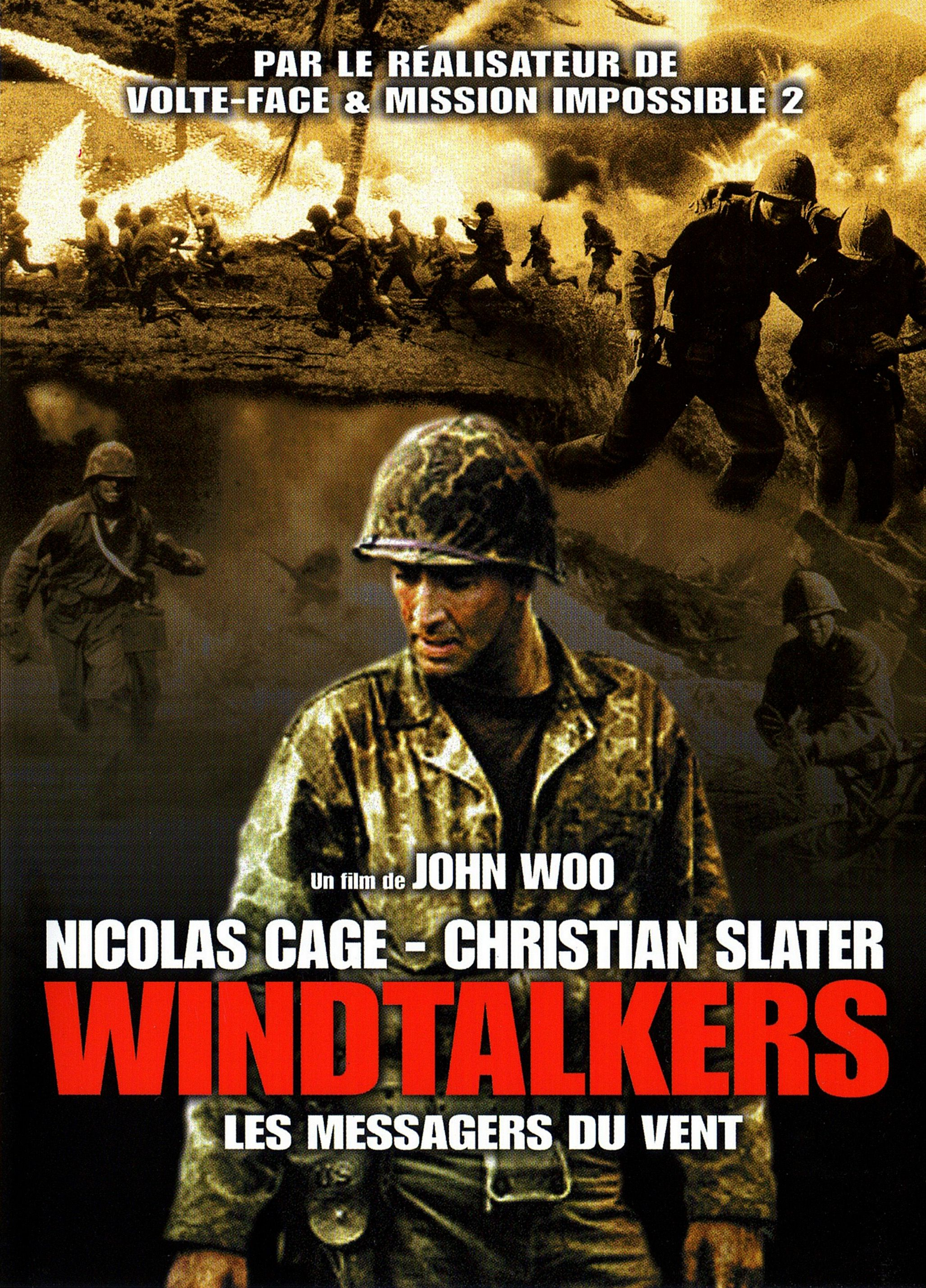 Windtalkers, Les Messagers Du Vent : windtalkers,, messagers, Windtalkers, Messagers, (2002)