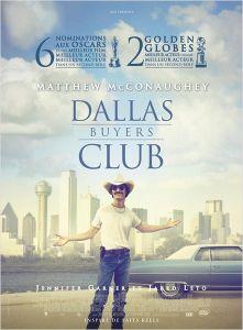 Affiche Dallas Buyers Club