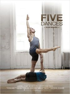 affiche 5 dance