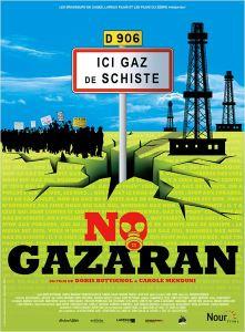 affiche no gazaran