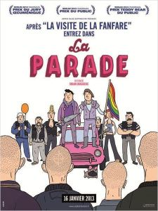 affiche La Parade