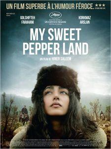 affiche My sweet pepper land
