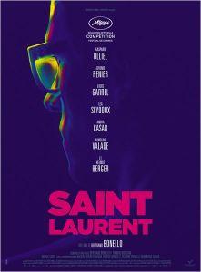 Affiche Saint Laurent