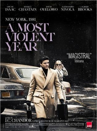 Affiche The most violent year
