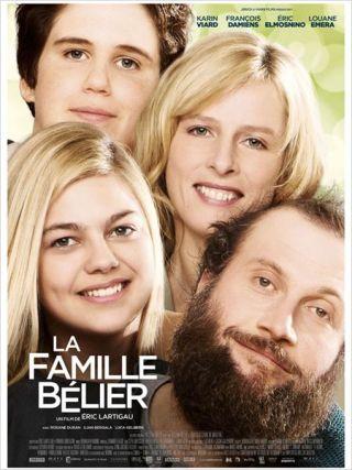 affiche la famille bélier