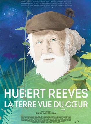 HUBERT REEVES : LA TERRE VUE DU COEUR