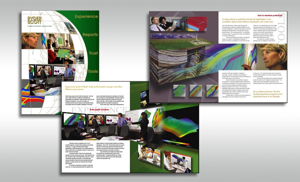 Brochure Communications Emagine Creative