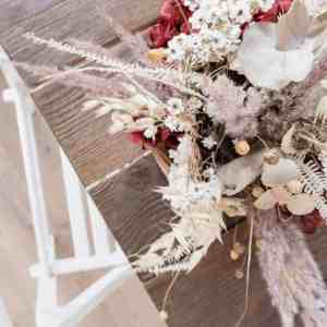 Fleurs séchées - Écrin De Bonne Humeur