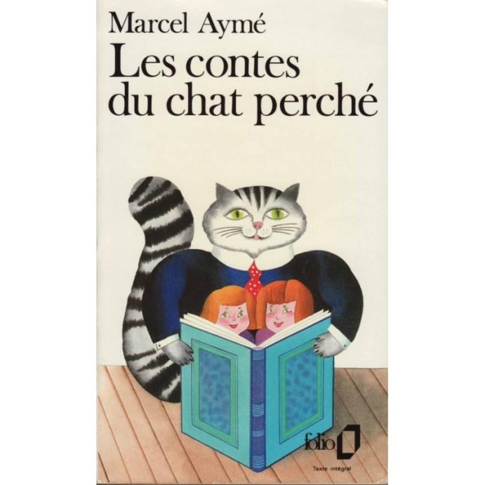 Les contes du chat perché Delphine et Marinette chez Mes Petits Lus #1 une histoire à écouter chaque jour  [PODCAST]