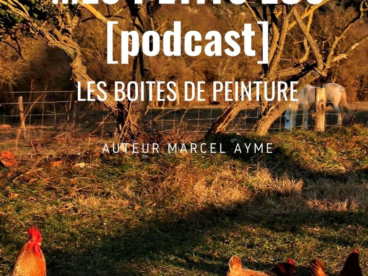 🎧Podcast Mes Petits Lus #1 Marcel Aymé