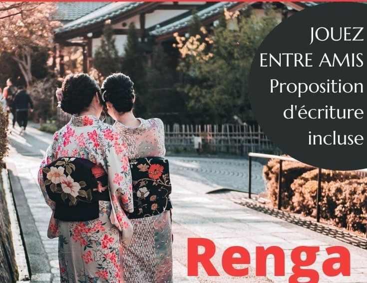 Renga, l'écriture participative à la japonaise 🎧