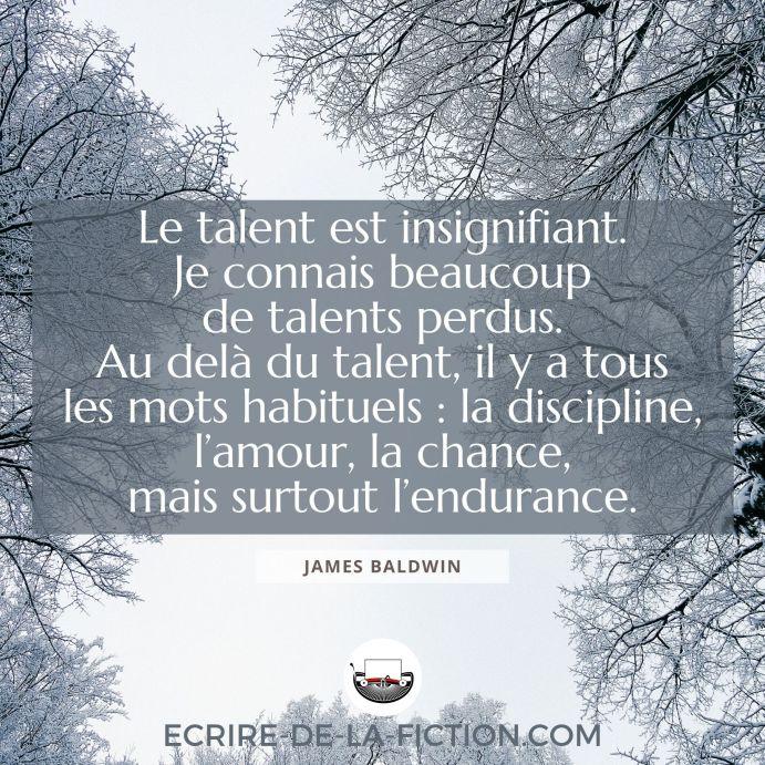 citation-baldwin-endurance-écriture