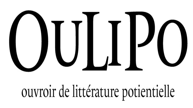 Oulipo: ouvroir de littérature potentielle