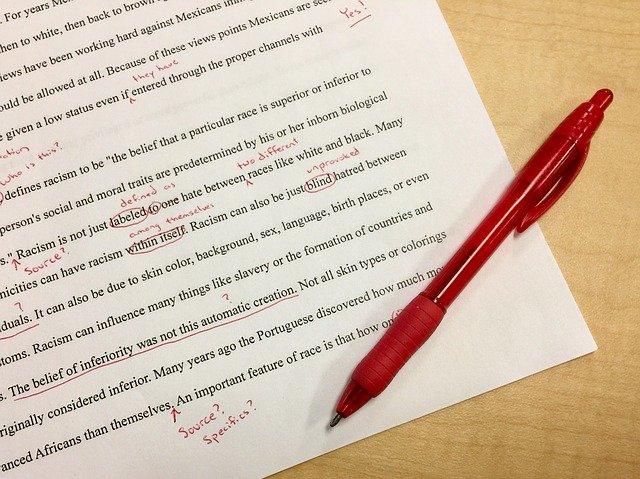 Les erreurs courantes de l'écriture à la première personne