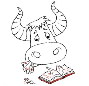 Horoscope du métier d'écrivain : taureau