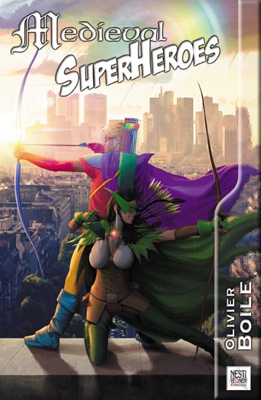 Olivier Boile, Medieval Superheroes