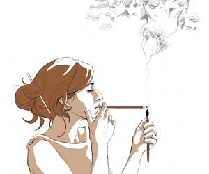 5 questions à… Vlou, illustratrice