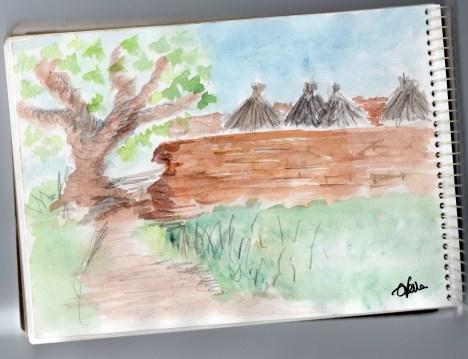 BF1 l'Afrique des villages