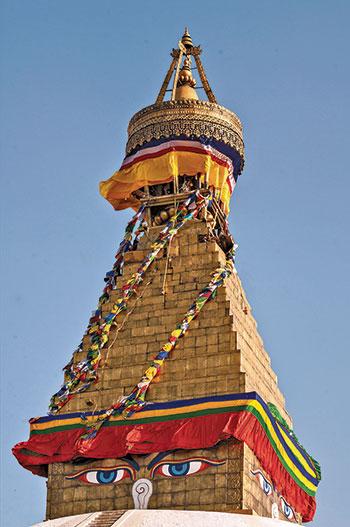 Bouddhanath before the earthquake