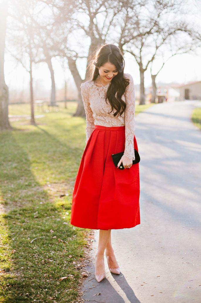 gaya berpakaian cewe yang disukai cowo - gaya vintage